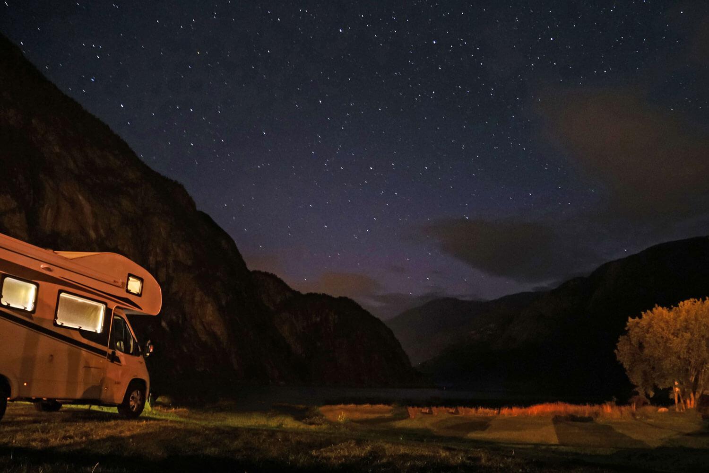 SkandiTrip family luxury motorhome driver cabin