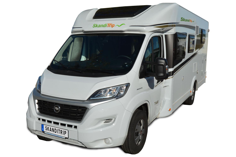 SkandiTrip petit camping car