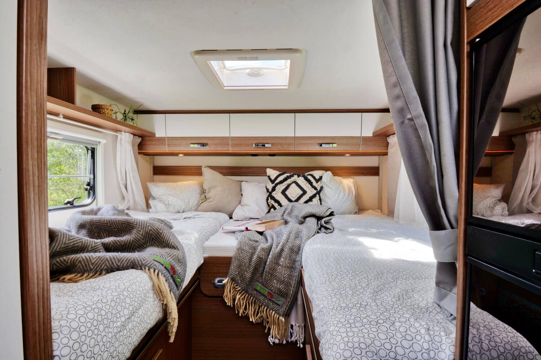 SkandiTrip petit camping car bathroom